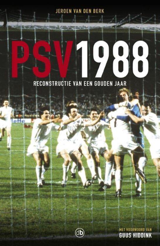 PSV 1988 - J. Van Den Berk |