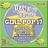 Party Tyme Karaoke: Girl Pop, Vol. 17