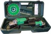 Hikoki Hitachi G23SW2 pack G13SR4 haakse slijpmachineset in koffer