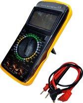 Multimeter Digitaal Universeel Digitale meter Capaciteitsmeter Data Hold Functie