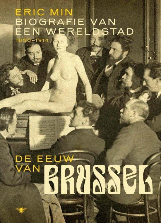 Cover van het boek 'De eeuw van Brussel'