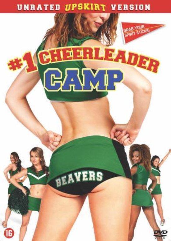 Cover van de film 'Cheerleader Camp'