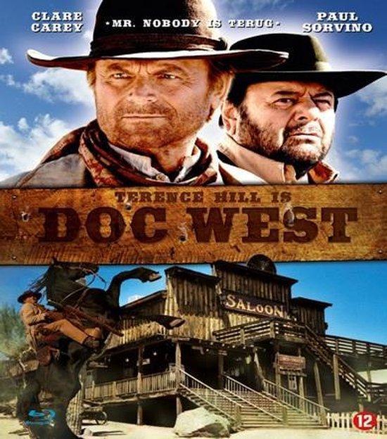 Cover van de film 'Doc West'