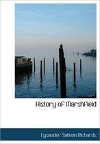 History of Marshfield