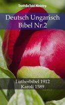 Deutsch Ungarisch Bibel Nr.2