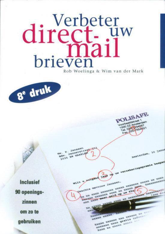 Verbeter Uw Direct-Mailbrieven