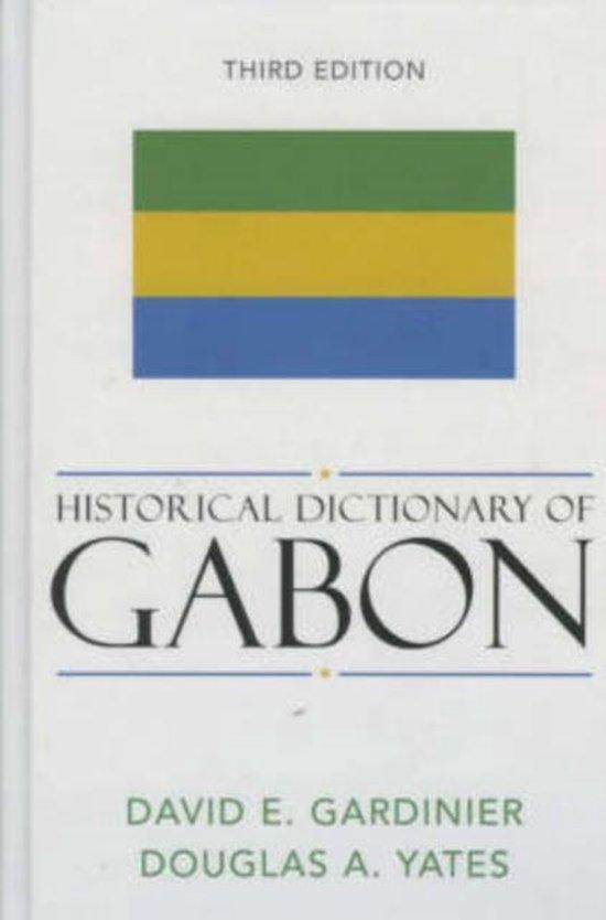 Afbeelding van Historical Dictionary of Gabon