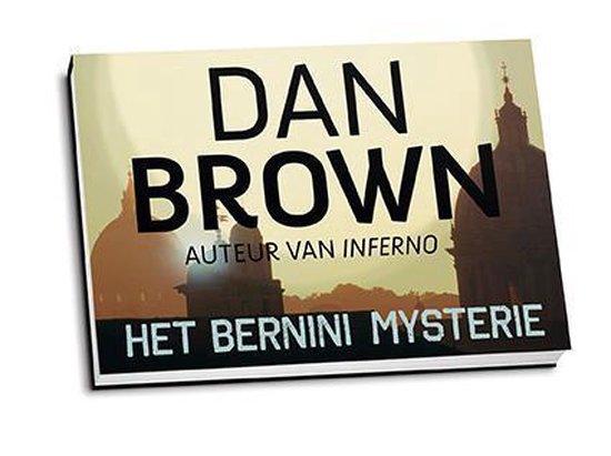 Het Bernini mysterie - dwarsligger (compact formaat) - Dan Brown |