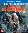 Rampage: Big Meets Bigger (3D Blu-ray)