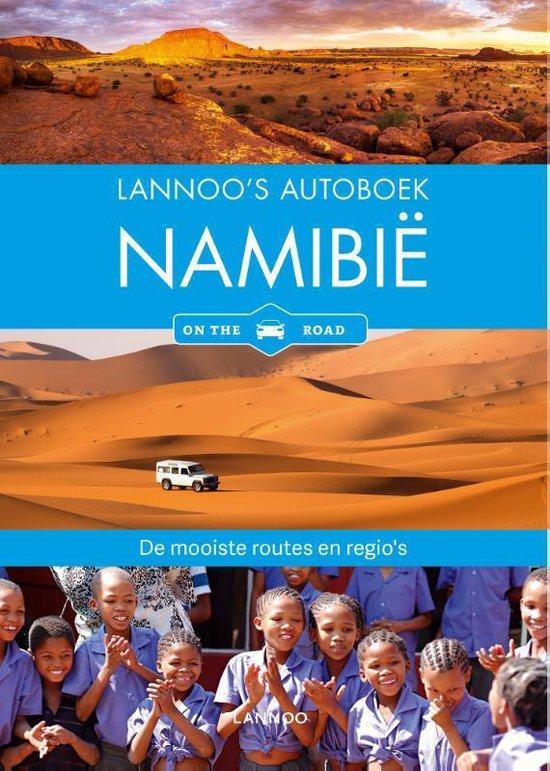 Lannoo's autoboek - Namibië - Elisabeth Petersen |