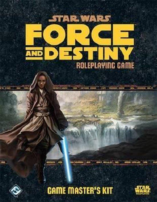 Afbeelding van het spel Star Wars: Force and Destiny RPG Game Master's Kit