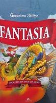Boek cover Fantasia - Geronimo Stilton - 3 cd - luisterboek van Geronimo Stilton