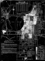 Lake Charles Louisiana Sanborn Fire Insurance Map 1925-1949