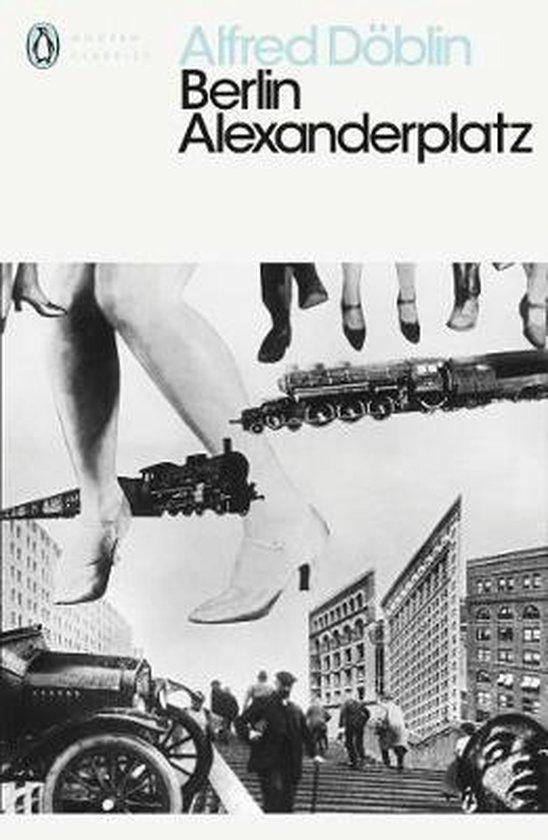 Boek cover Berlin Alexanderplatz van Alfred Döblin (Paperback)