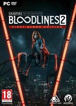 Vampire: The Masquerade Bloodlines 2 - First Blood Edition - PC