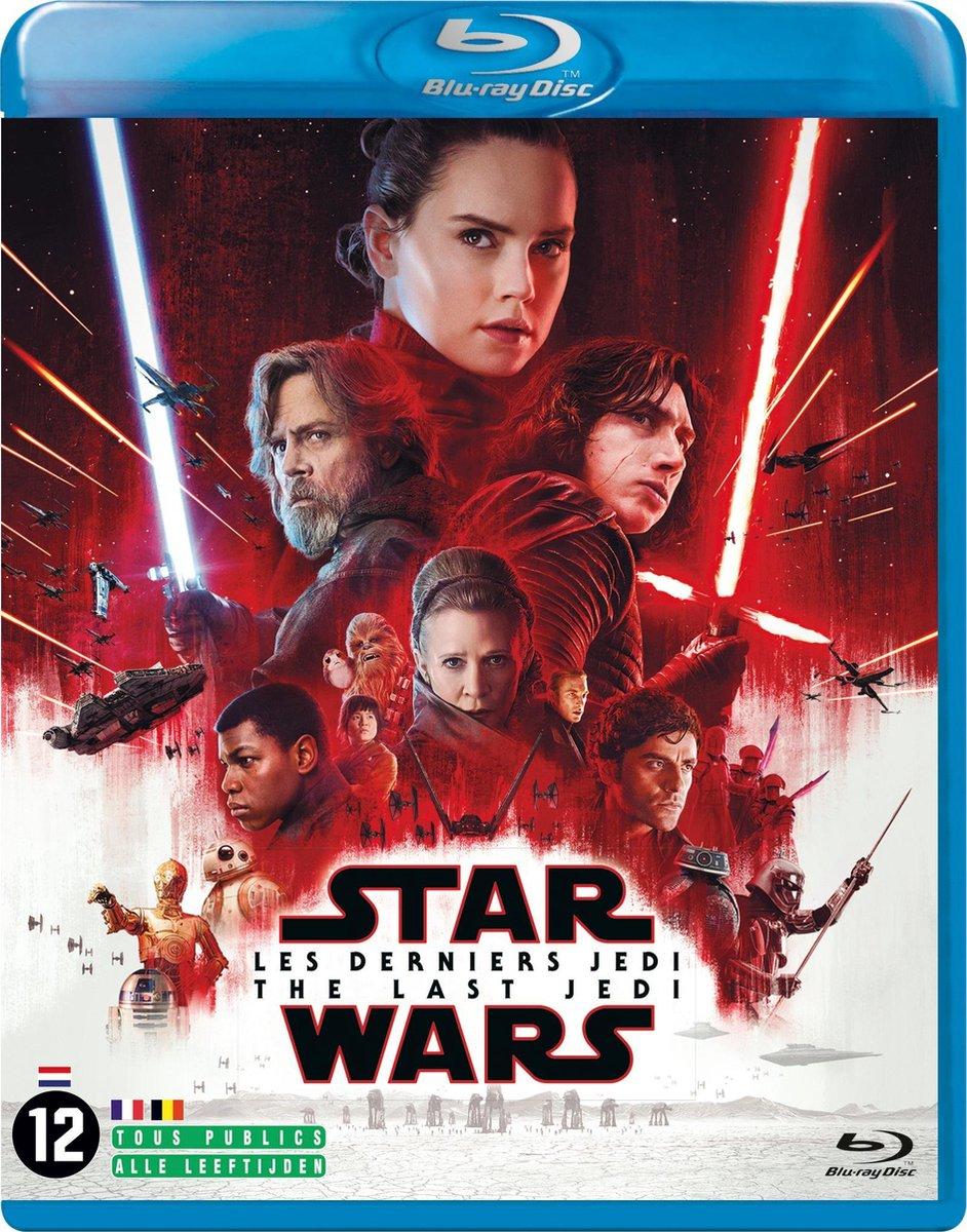 Star Wars: The Last Jedi (Blu-ray) - Movie