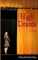 Boek cover High Drama van Helen Murdock-Prep