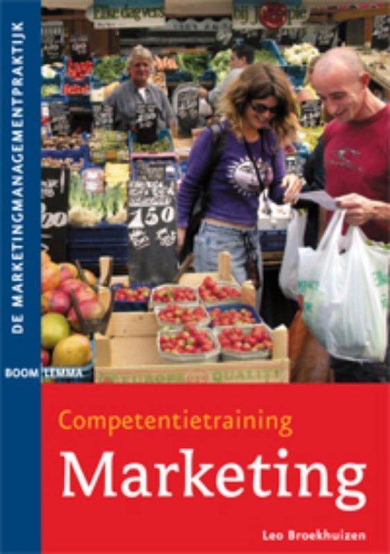 Competentietraining marketing - L. Broekhuizen |