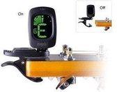 Clip-On Gitaar Tuner - Stemapparaat voor gitaar