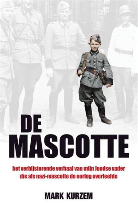 Cover van het boek 'De mascotte' van Mark Kurzem