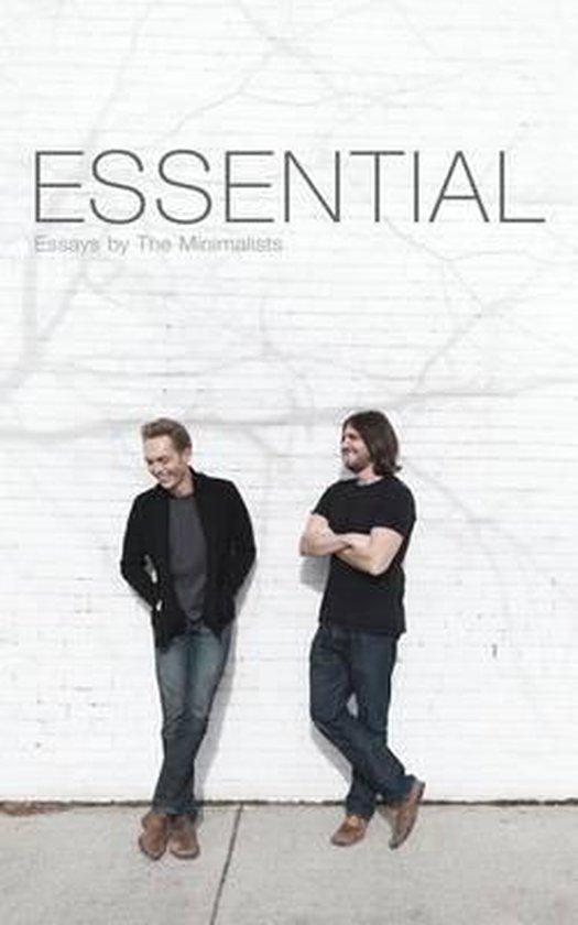 Boek cover Essential Essays van Joshua Fields Millburn (Paperback)