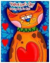 Valentine's Day Coloring Book for Kids