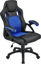 Bureaustoel / Gamingstoel - Blauw