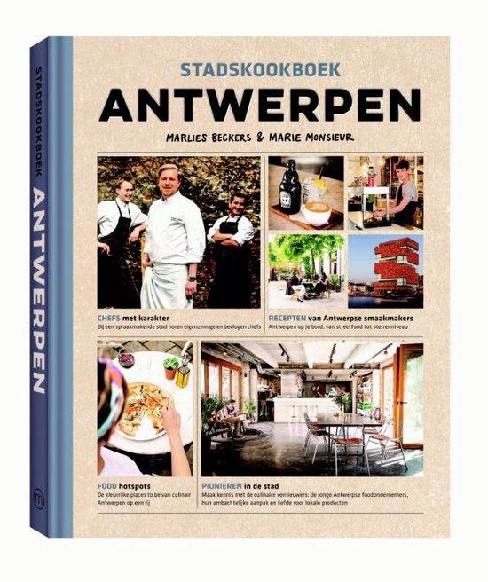 Stadskookboek Antwerpen - Marlies Beckers | Readingchampions.org.uk