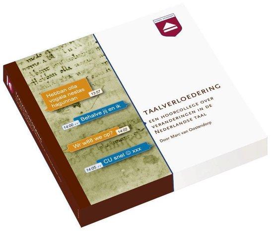 Taalverloedering (luisterboek) - Marc van Oostendorp |