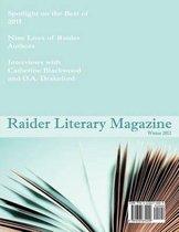 The Raider Literary Magazine Winter 2012
