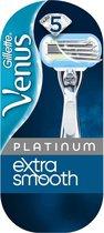Gillette Venus Platinum Extra Glad Scheersysteem Vrouwen