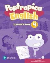 Poptropica English Level 4 Teacher's Book