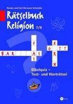 Rätselbuch Religion 7/8