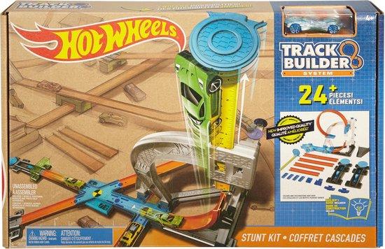 Afbeelding van Hot Wheels Trackbuilder Stuntset - Racebaan speelgoed