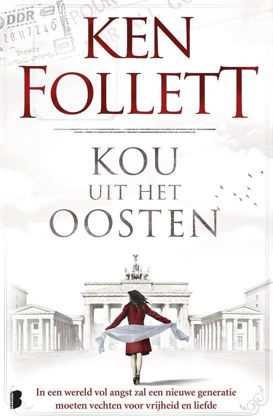 Boek cover Century 3 -   Kou uit het oosten van Ken Follett (Paperback)