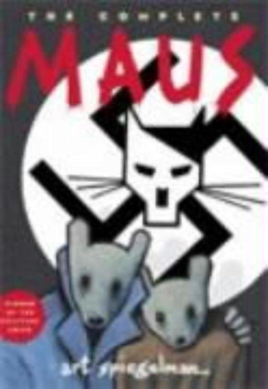Boek cover Complete Maus van Art Spiegelman (Paperback)