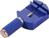 MMOBIEL Horloge Band Inkorter - Schakel Pin Verwijderaar - Verstelbare Reparatie Set - Gereedschap voor Horlogemakers