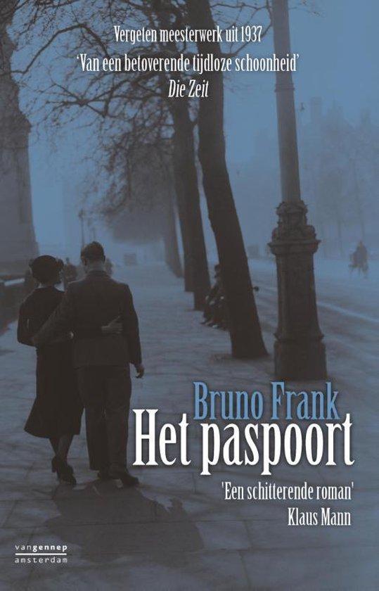 Het paspoort - Bruno Frank |
