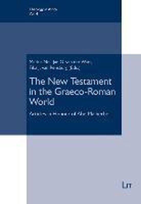 Boek cover The New Testament in the Graeco-Roman World van  (Paperback)