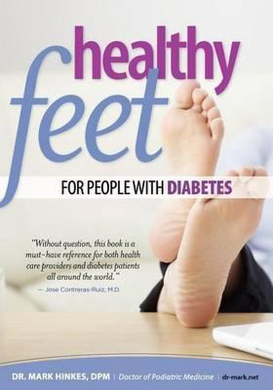 Healthy Feet for People with Diabetes