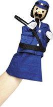 Goki Handpop politie 27cm
