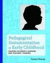 Omslag Pedagogical Documentation in Early Childhood