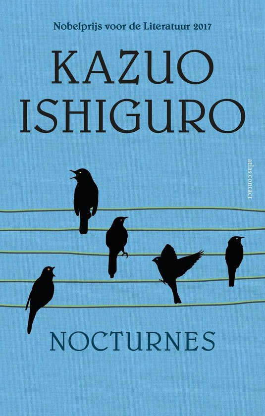 Nocturnes - Kazuo Ishiguro |