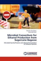 Microbial Consortium for Ethanol Production from Sugarcane Bagasse
