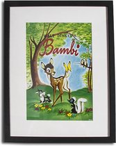 Graham & Brown Disney Gallery Bambi Cover poster