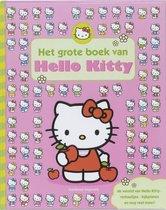 Boek cover Het grote boek van Hello kitty van Onbekend
