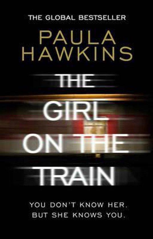 Boek cover The Girl on the Train van Paula Hawkins (Onbekend)