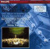 Wagner: Die Meistersinger (Highlights) / Varviso