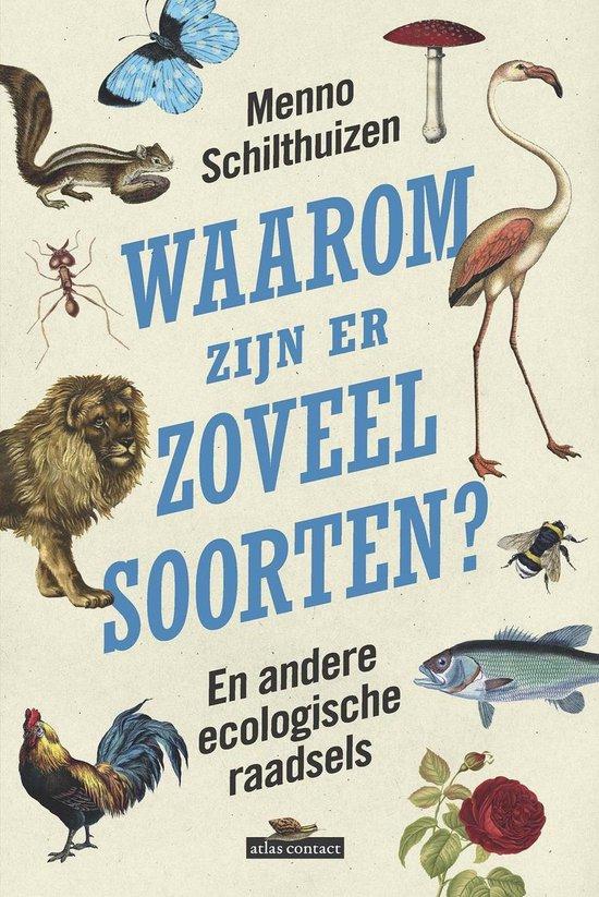 Waarom zijn er zoveel soorten? - Menno Schilthuizen pdf epub
