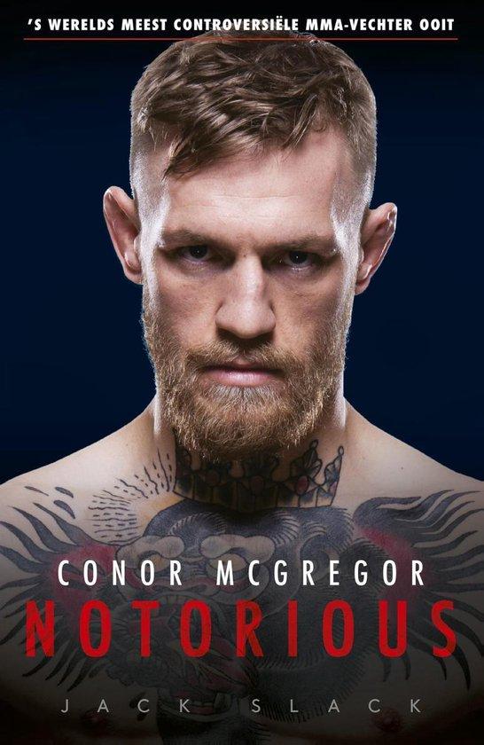 Boek cover Conor McGregor: Notorious van Jack Slack (Paperback)